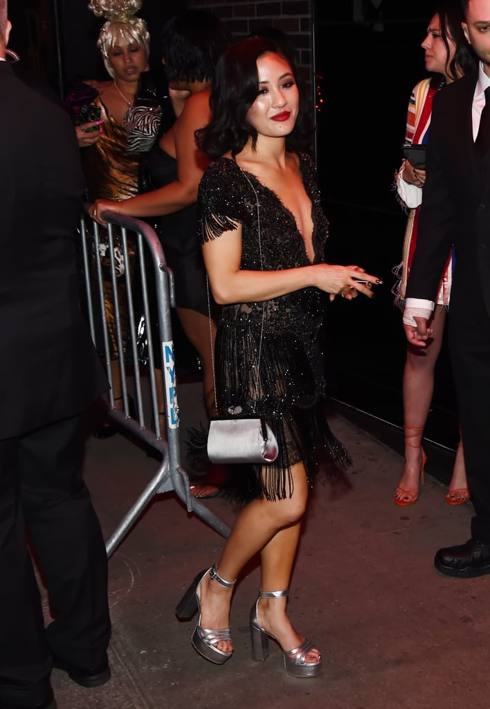Constance Wu at the Met Gala Afterparty