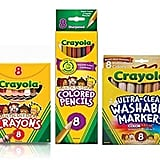 Multicultural Markers, Crayons and Pencils Bundle