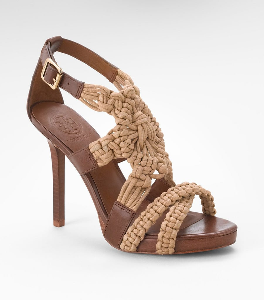 We love the exotic braiding detail on this Tory Burch Fleur high-heel sandal ($148, originally $295).