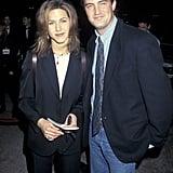 Rachel and Chandler, Friends