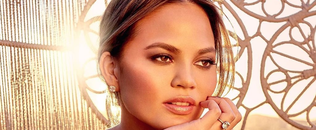 Everything We Know About Chrissy Teigen's Glow Face Palette