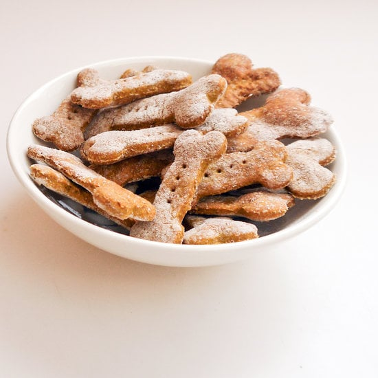 Low-Fat Organic Dog Biscuits