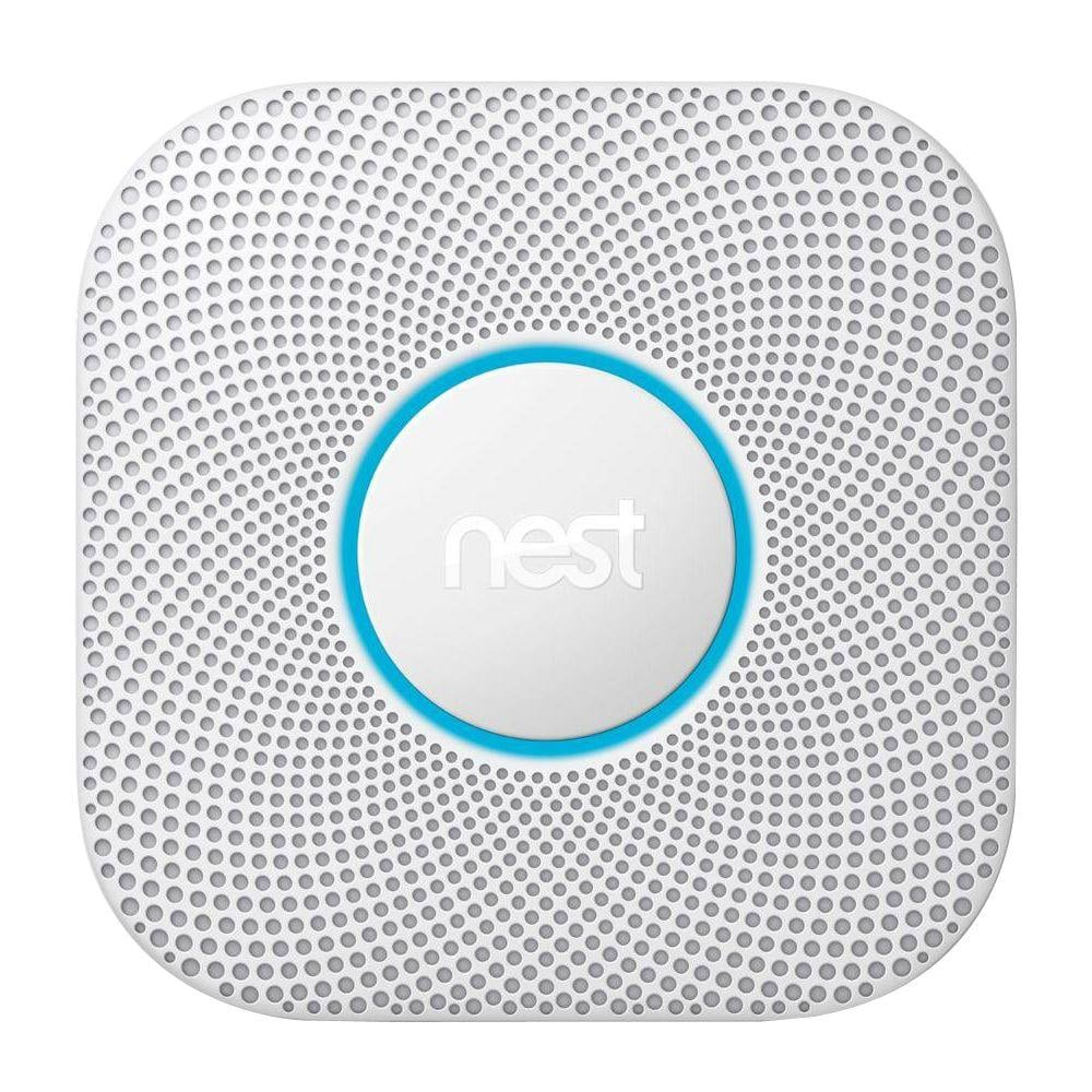 Nest Protect Wired Smoke and Carbon Monoxide Detector | Best Tech ...