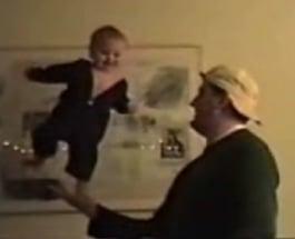 A Baby Balancing Act