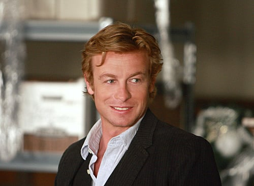 First Look at The Mentalist on CBS with Simon Baker