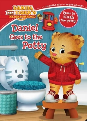 Daniel Goes to the Potty by Maggie Testa