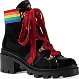 Gucci Rainbow Boot