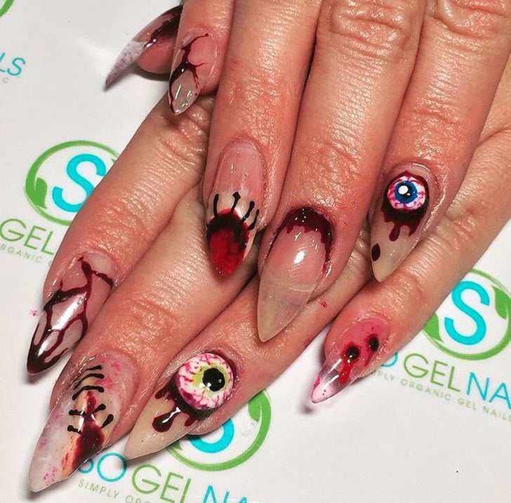 The Nail Art And Beauty Diaries: POPSUGAR Beauty