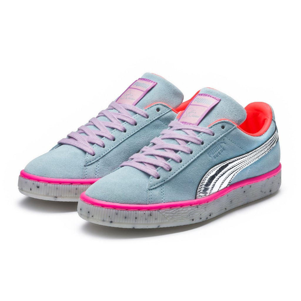 Puma x Sophia Webster Suede Candy Princess Sneakers  00dde1f1b