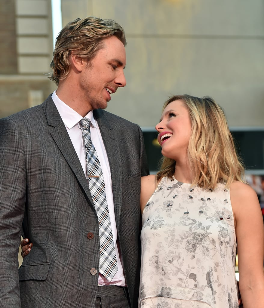 10 Celebrity Wedding Details You Can Totally Copy On A: Reasons Kristen Bell And Dax Shepard Are The Best