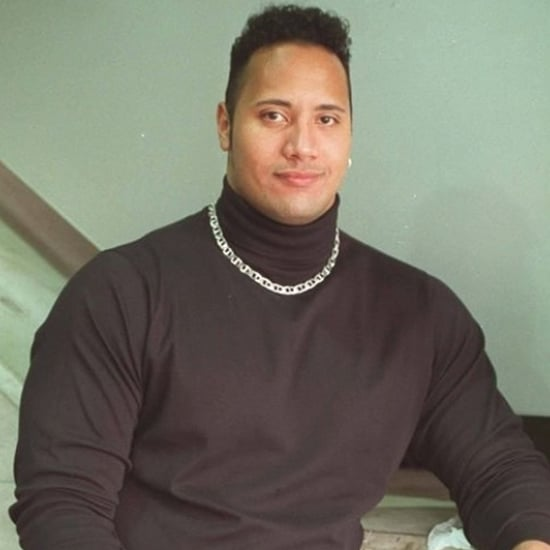 The Rock Wearing a Bum Bag in a '90s Throwback Changes Everything