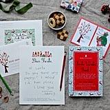 Mr. Boddington's Handwritten Letter From Santa