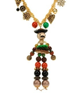 Patch NYC Senor Pendant Necklace: Love It or Hate It?