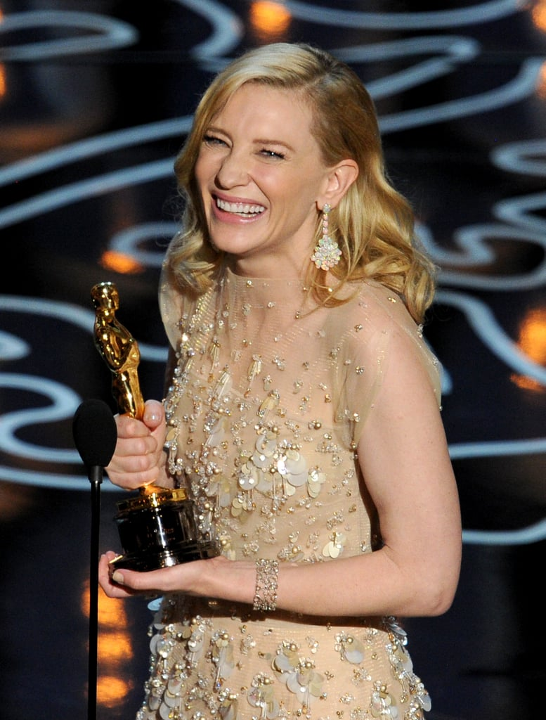 Cate Blanchett at the Oscars 2014