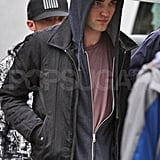 Pattinson Pouty