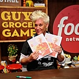 Anne Burrell Served Up More Than Just Food