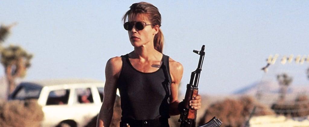 Is Linda Hamilton in the New Terminator Movie?