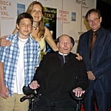 Christopher Reeve's Family