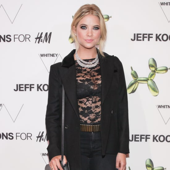 Ashley Benson on Taking Clothes From Pretty Little Liars Set
