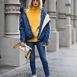 Go For a Denim on Denim Look