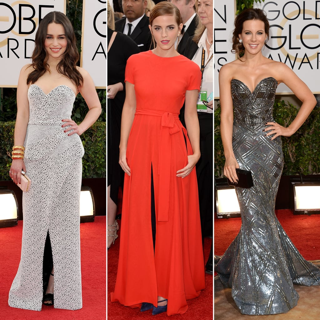 The British Stars Bringing Glamour to the Golden Globes