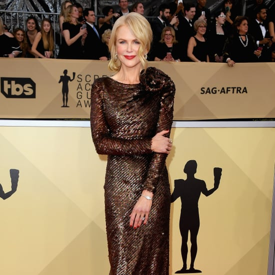 Nicole Kidman's Armani Prive Dress at SAG Awards 2018