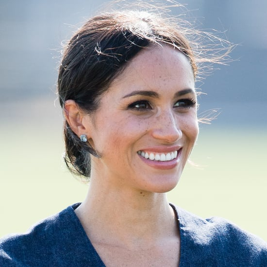 Meghan Markle Wrote a Book About Freckles in Eighth Grade