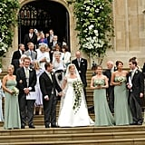 Wedding of Britain's Peter Phillips and Autumn Kelly