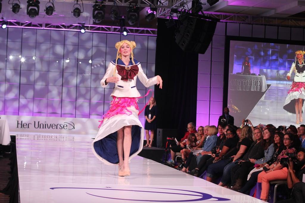 Audience Winner: Sailor Moon