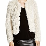 Lucy Paris Faux Fur Jacket  ($88)