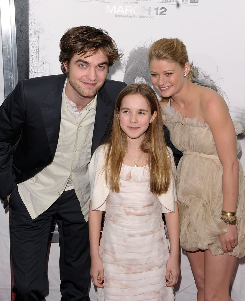 Remember Me Cast