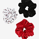 Disney Mickey Mouse Scrunchie Set
