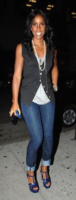 Celeb Style: Kelly Rowland