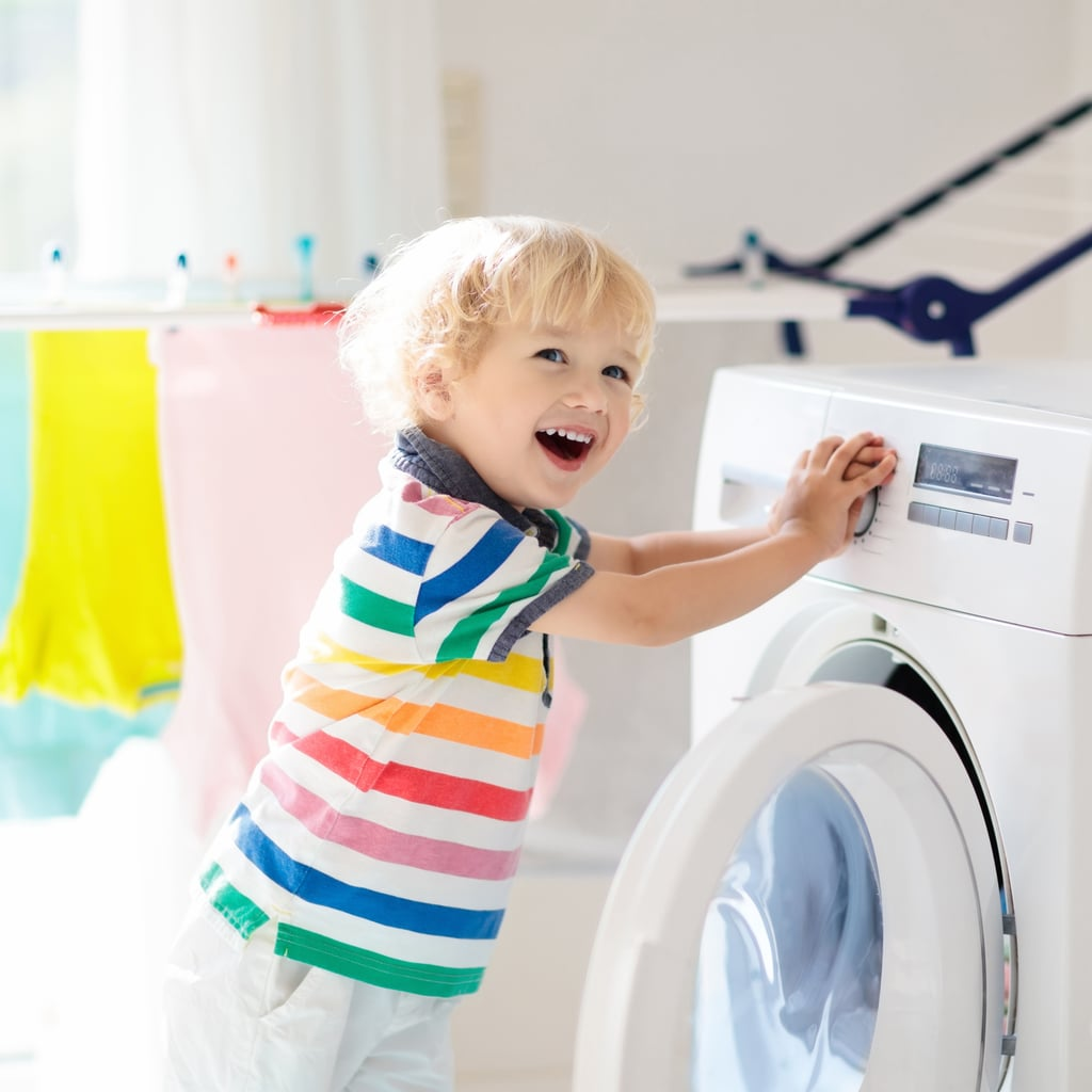 Day 10: Rethink Your Laundry Routine