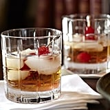 Cut-Glass Old-Fashioned Glasses