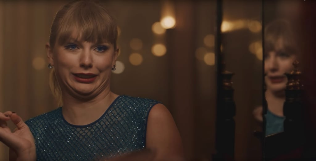 "Reactions to Taylor Swift's ""Delicate"" Music Video"