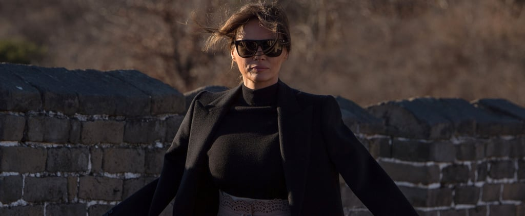 Melania Trump's Year in Coats — From Chanel to Dolce & Gabbana