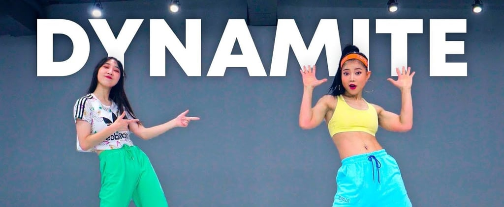 "Try a Cardio Workout to BTS ""Dynamite"" From Mylee Dance"