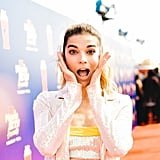 Annie Murphy at the MTV Movie & TV Awards