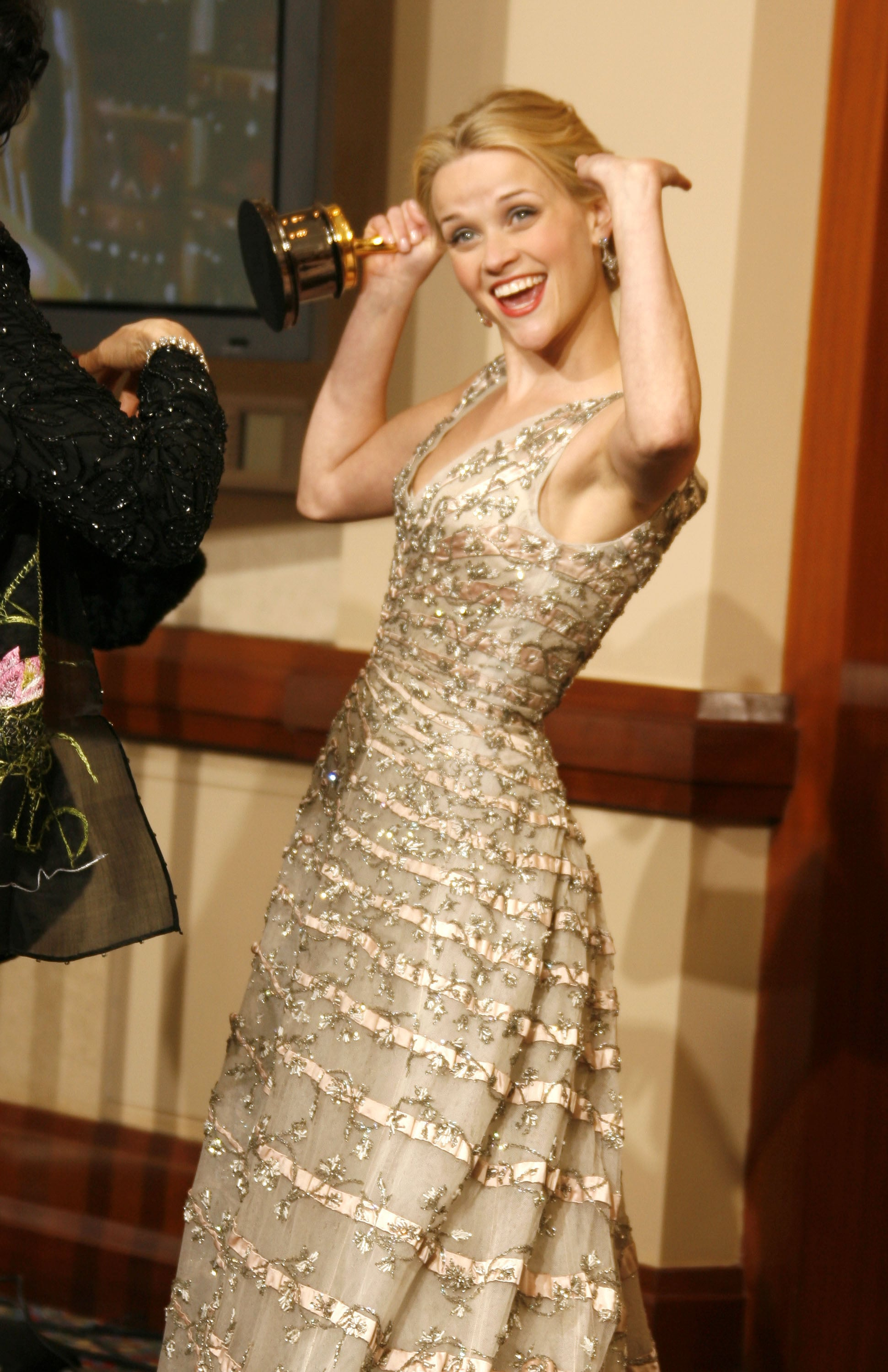 Reese Witherspoon 2006 All the Fun Vintage PicturesReese Witherspoon Oscar 2006