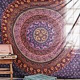 Plum & Bow Medallion Tapestry ($49)