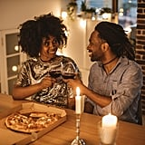 Plan an amazing date night at home.