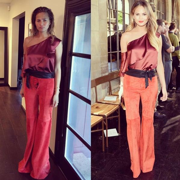Chrissy Teigen's Pants Instagram