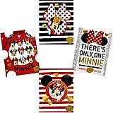 Disney Minnie Mouse 2-Pocket Portfolio Folders (Set of 4)