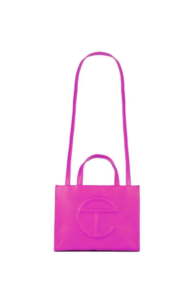 Telfar Releases a Hot Pink Version of Its Shopping Bag