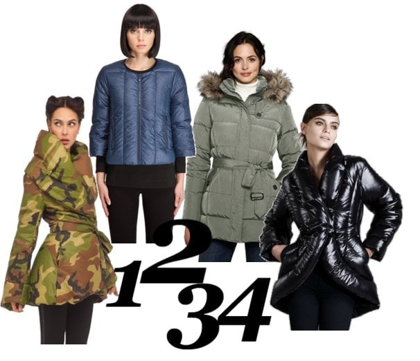 Shop the Best Puffer Coats for Winter 2010
