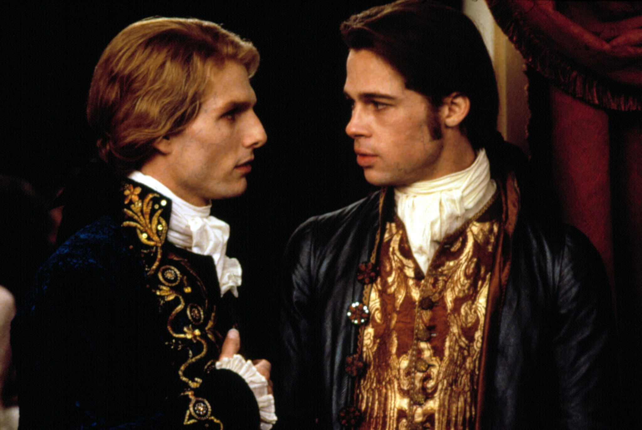 Interview With The Vampire The Vampire Chronicles 1994 Brad Pitt Has Aged Like A Fine Wine On The Big Screen Popsugar Entertainment Photo 10