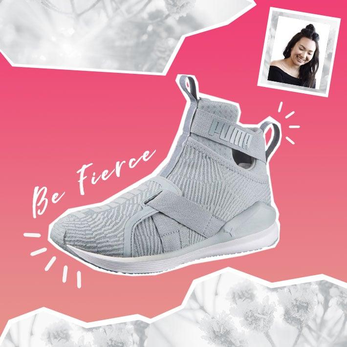 Stephanie Nguyen, associate editor, on how stylish kicks make the outfit