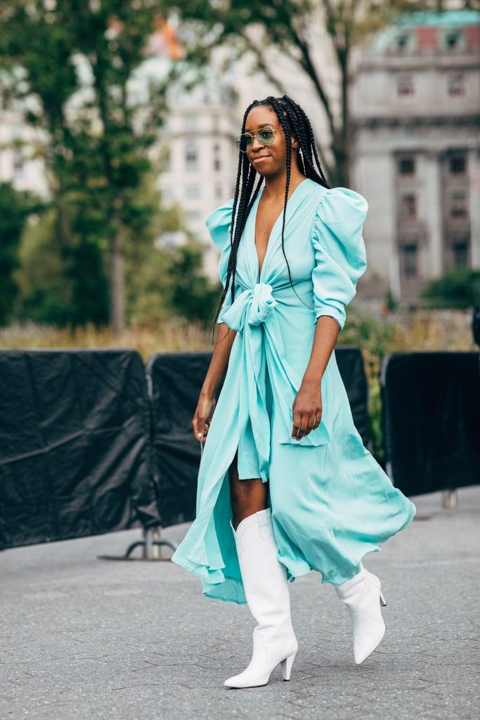 Fall 2019 Fashion Trend: Balloon-Sleeve Dresses