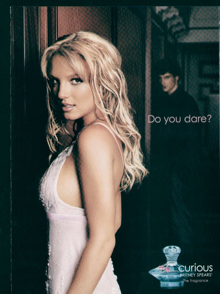You knew someone who bought Britney's debut perfume.